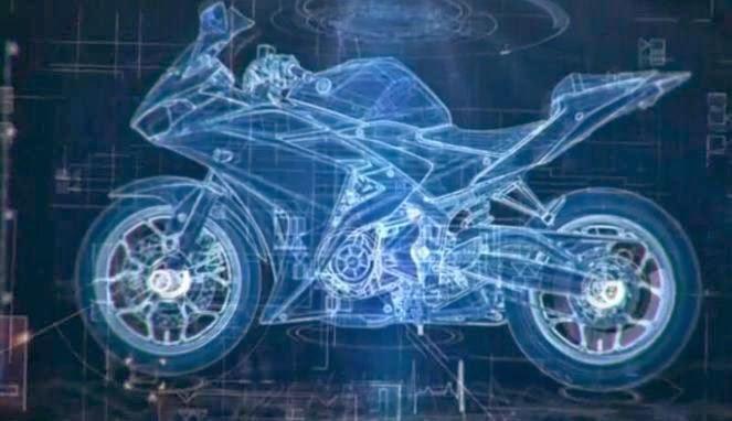 gambar foto Yamaha R25