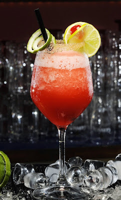fruit daiquiri cocktail