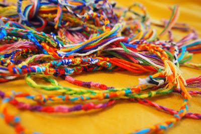 bff+bracelets - Kindness Matters : Friendship Bracelets for Haiti