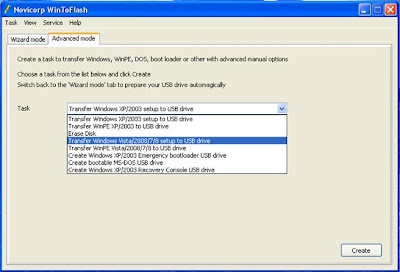 Install Windows 7 Dari Flash Disk Menggunakan Wintoflash