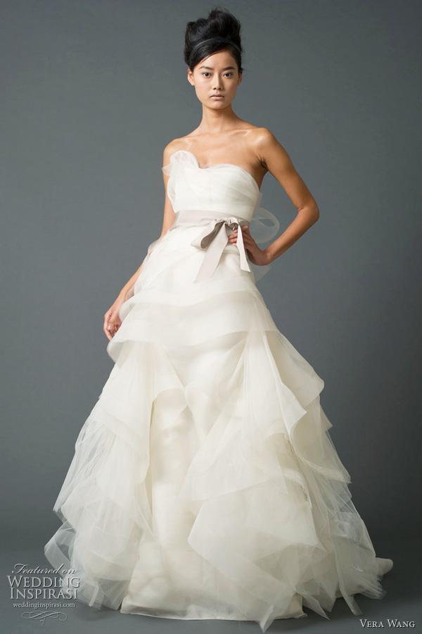 Vera Wang Wedding Dresses At Cost