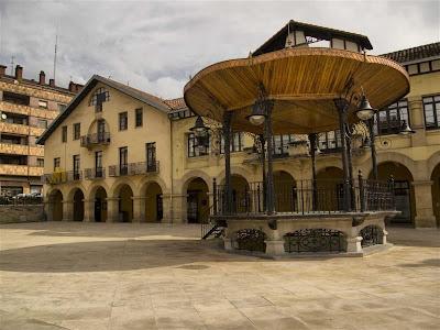 Plaza del Ayuntamiento de Beasain