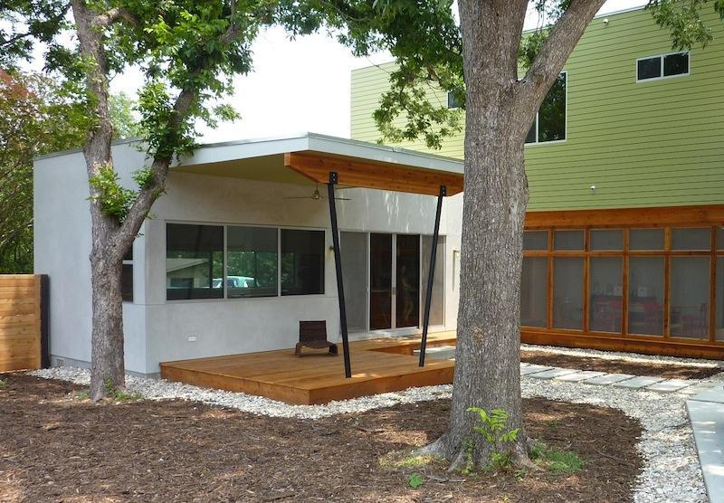 Prefabs modular house blue crest modern prefab home idea for Idea homes austin