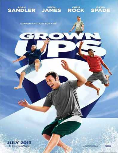 Grown Ups 2 (Niños grandes 2) (2013) Online Latino