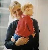 My and my monkey boy in 2006