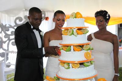 Daniel chumu wedding