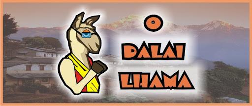 O Dalai Lhama