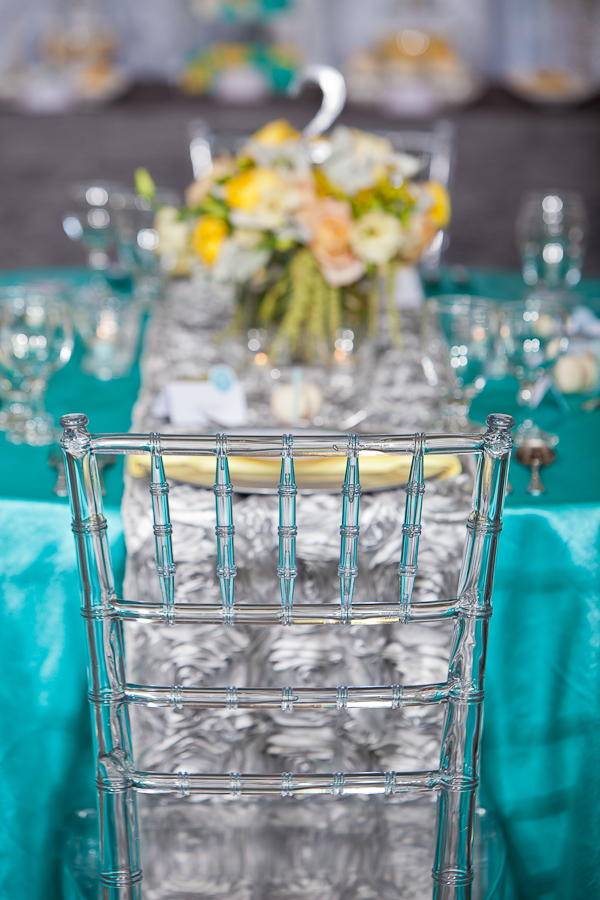 Aqua Wedding Reception Decorations Turquoise And White Yummy Inspiration