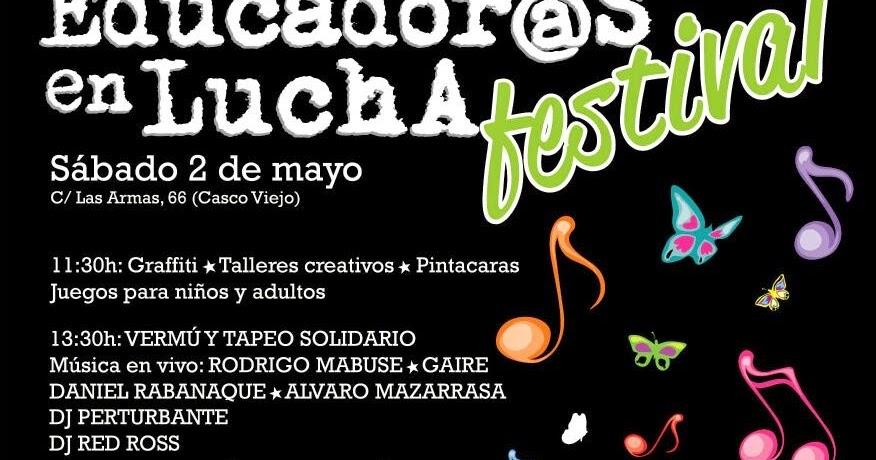 Festival Educadores en Lucha
