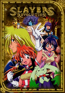 assistir - Slayers Revolution - Episodios Online - online