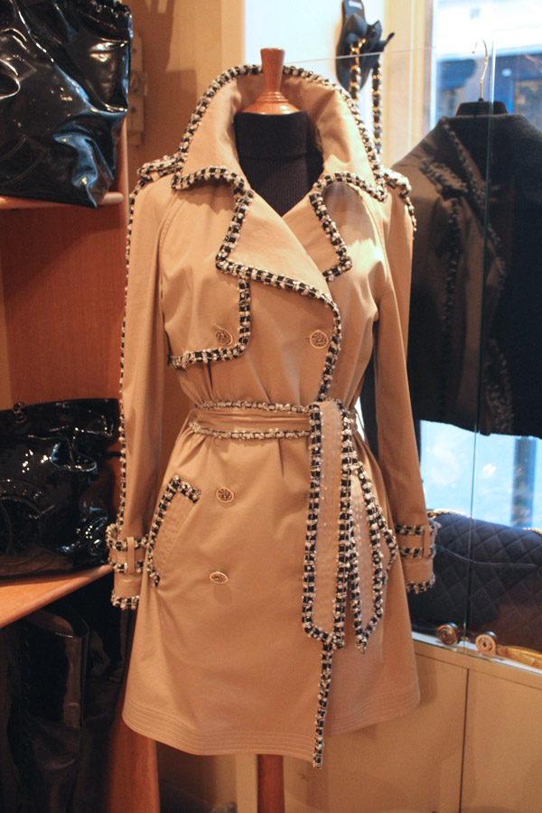Style of Sam / Les 3 Marches de Catherine B, Hermes, Chanel