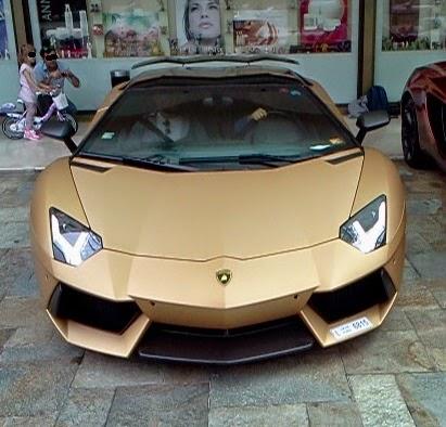 Monaco Car Show 1st Party