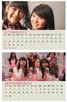 Download Kalender Terbaru 2013 Versi JKT48