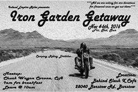 Iron Garden Getaway