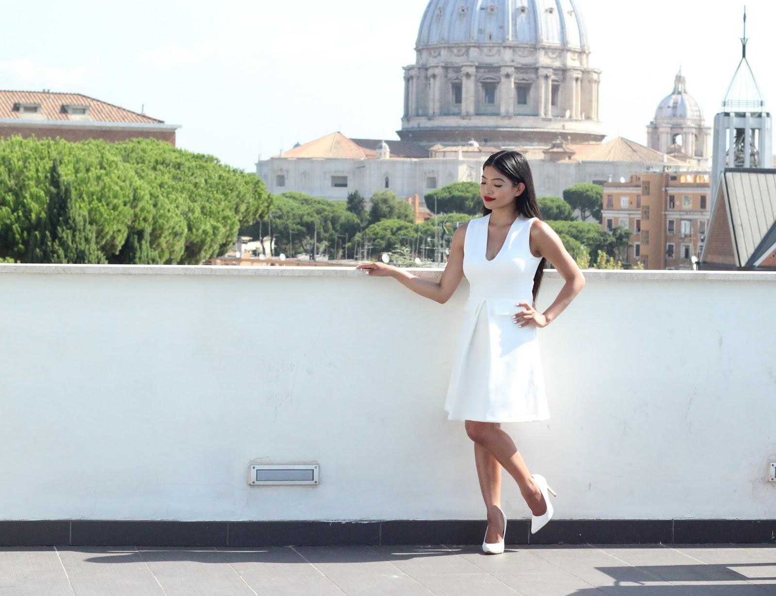 Birthday In Rome