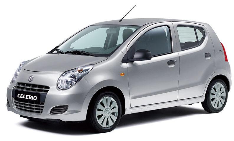 Mobil Suzuki Alto