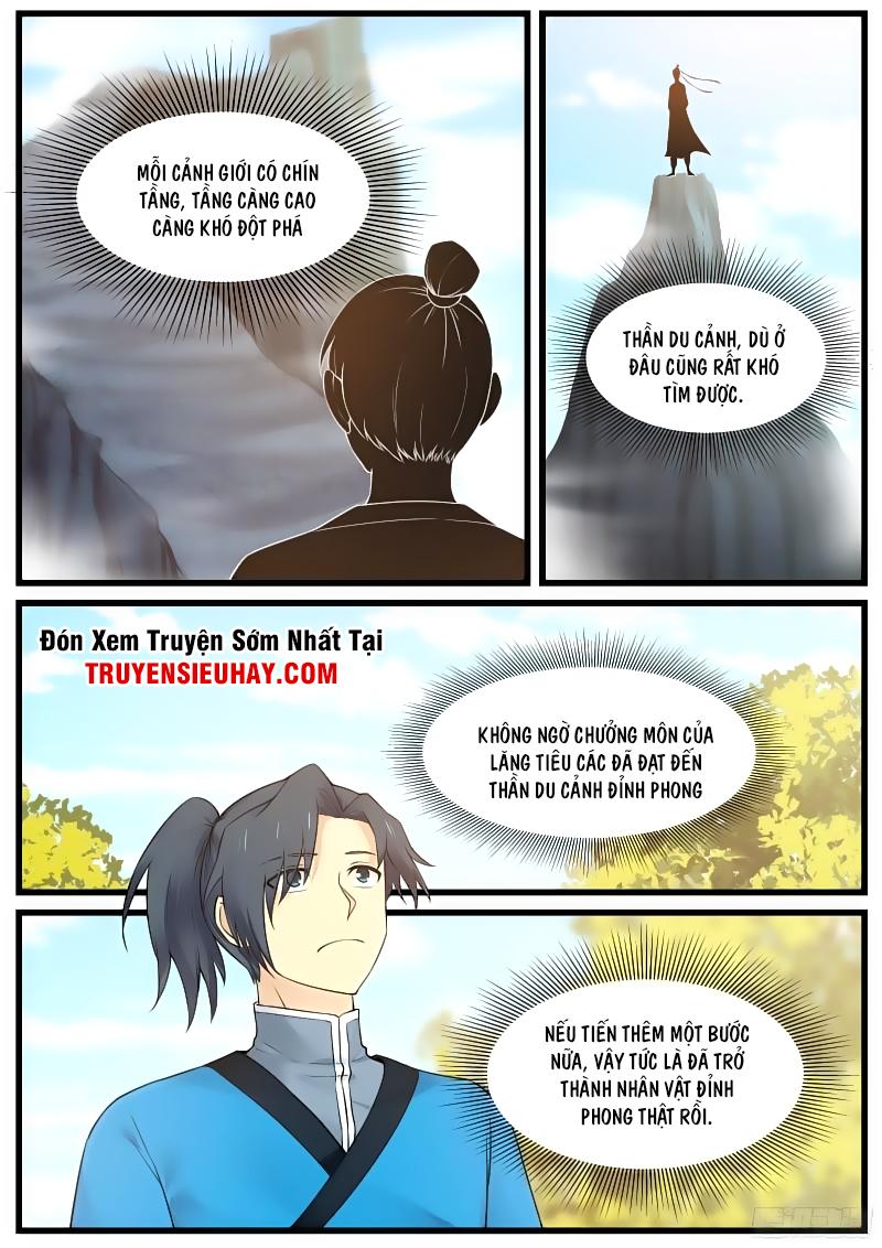 Võ Luyện Đỉnh Phong - Chap 34