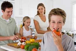 Tips Agar Anak Mau Makan Sayur