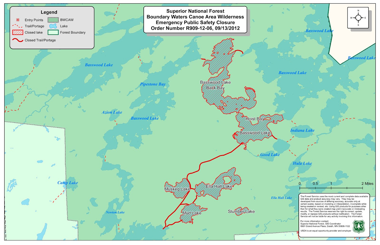 Piragis Northwoods Company Boundary Waters Blog Boundary Waters - Bwca entry point map