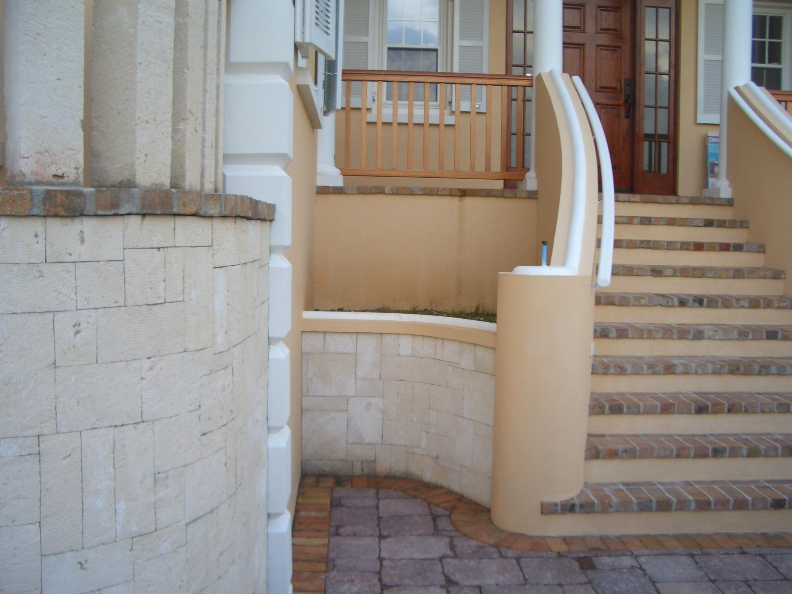 Pvc Doors And Windows Bermuda : Pitchers bermuda landscaping
