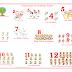 12 Days Of Christmas Song Lyrics New Calendar Template Site