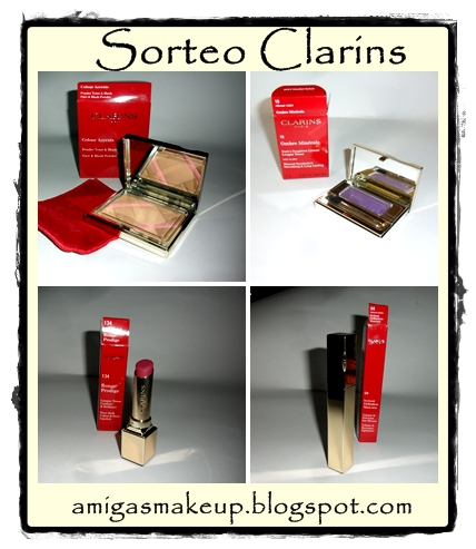 Sorteo Clarins