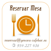 Reservar mesa - Table reservation