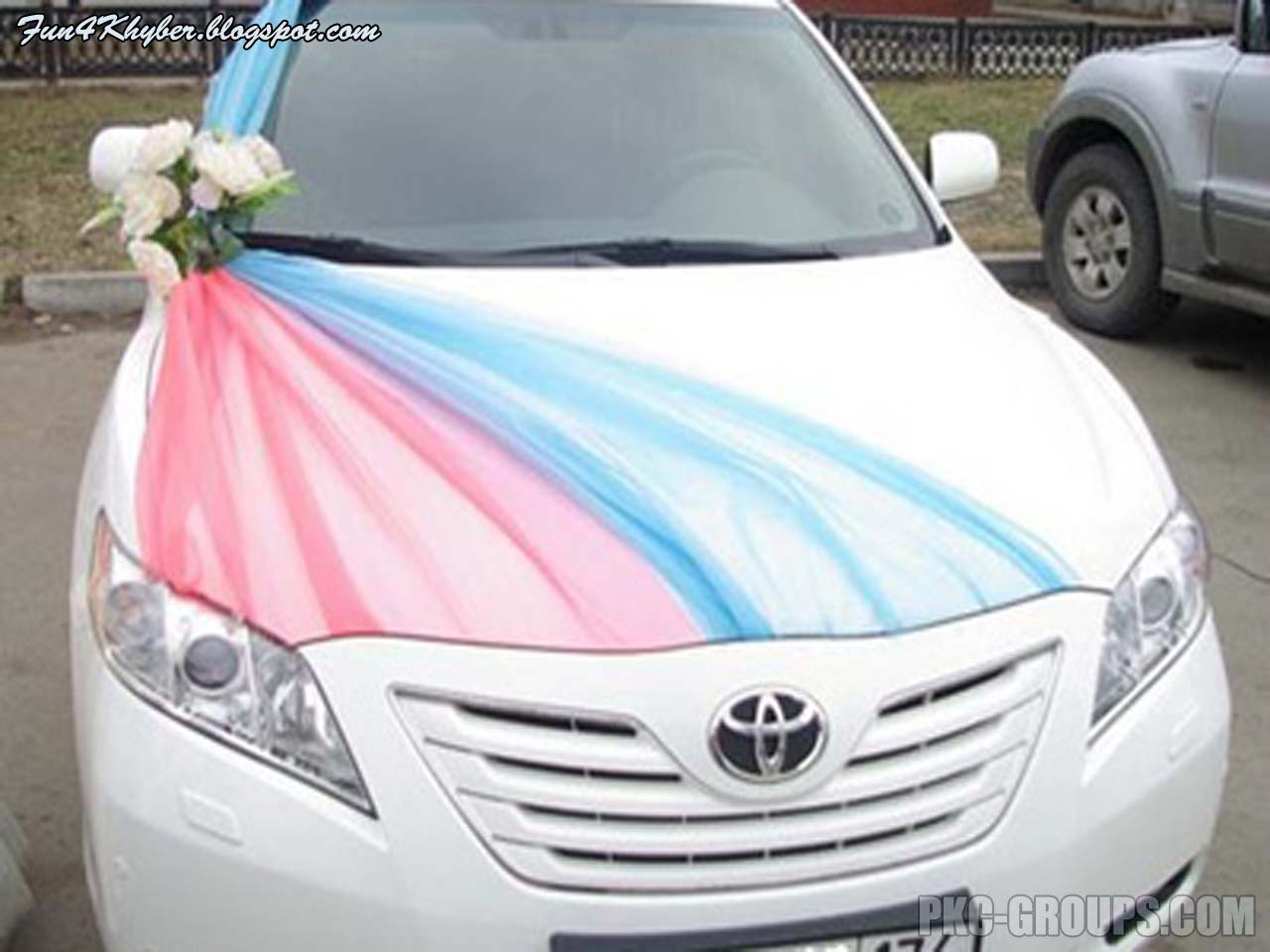 Fun4khyber Wedding Decorated Cars With Wedding Quotes