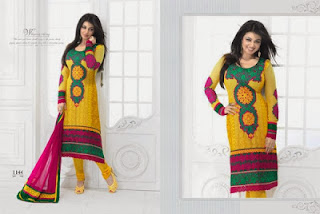 Aashri Creations Party Wear Collection 2013 For Women 002
