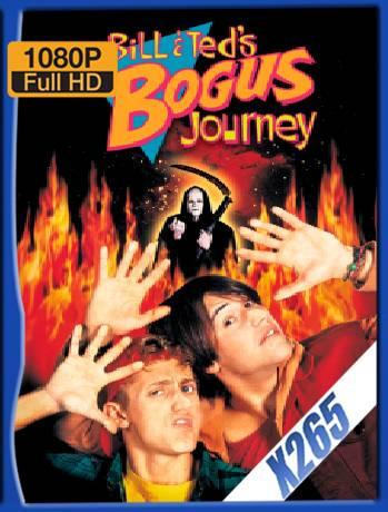 Bill & Ted's Bogus Journey (1991) x265 [1080p] [Latino] [GoogleDrive] [RangerRojo]