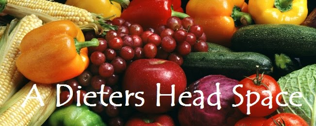 A dieters head space