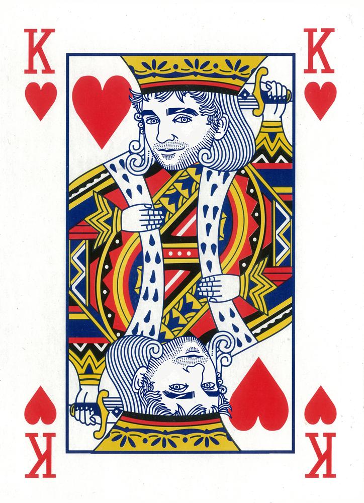 JON-PAUL McCARTHY: Magicians Business card