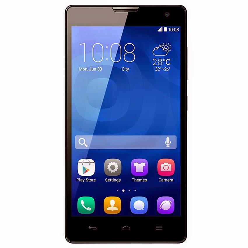 Harga Dan Spesifikasi Huawei Honor 3C Terbaru, Layar 5 Inch Dan Kamera Primer 8 MP