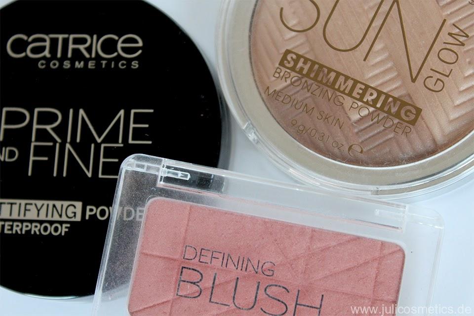 One Brand Make-Up mit Catrice