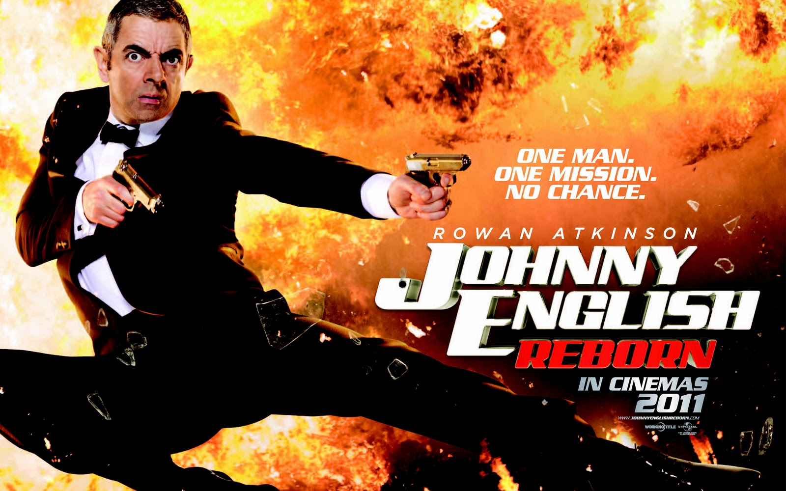 All Johnny English Movies