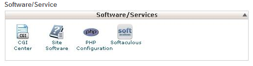 Software/Service