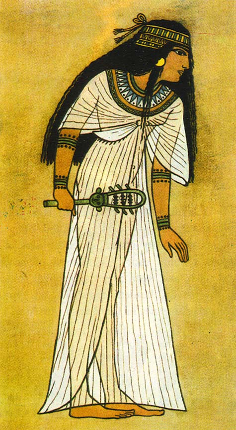 history of fashion ancient greece ancient egypt and