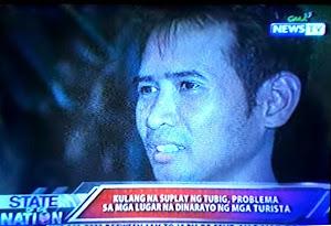 Turista Trails On GMA News TV