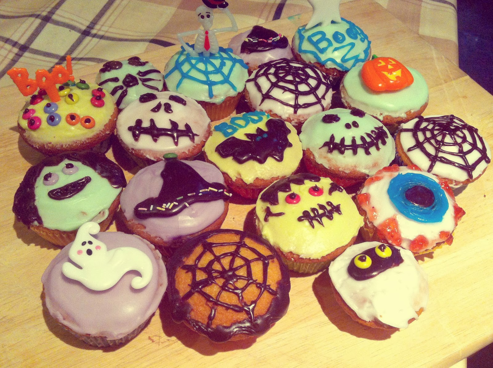 Blondie s Style Fix: Fun in the Kitchen - Halloween themed ...