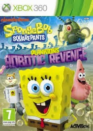 Download - SpongeBob Square Planktons Robotic - XBOX 360