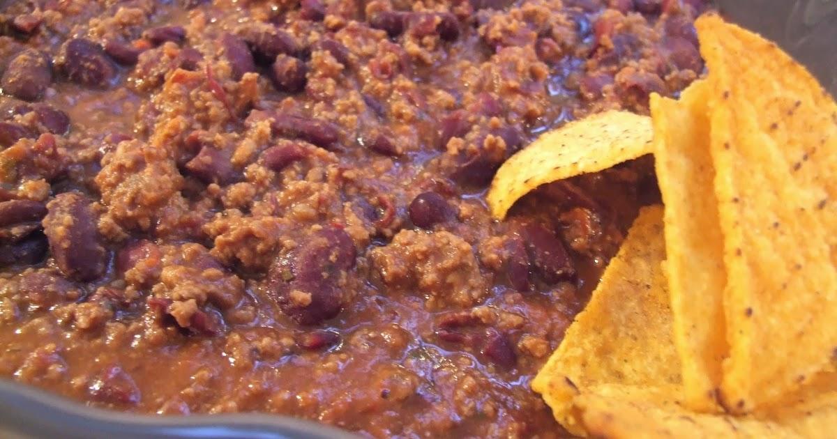 Cooking julia chili con carne - Chili con carne maison ...