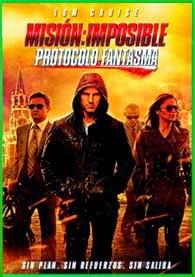 Mision Imposible 4 | 2011 DVDRip Latino HD Mega