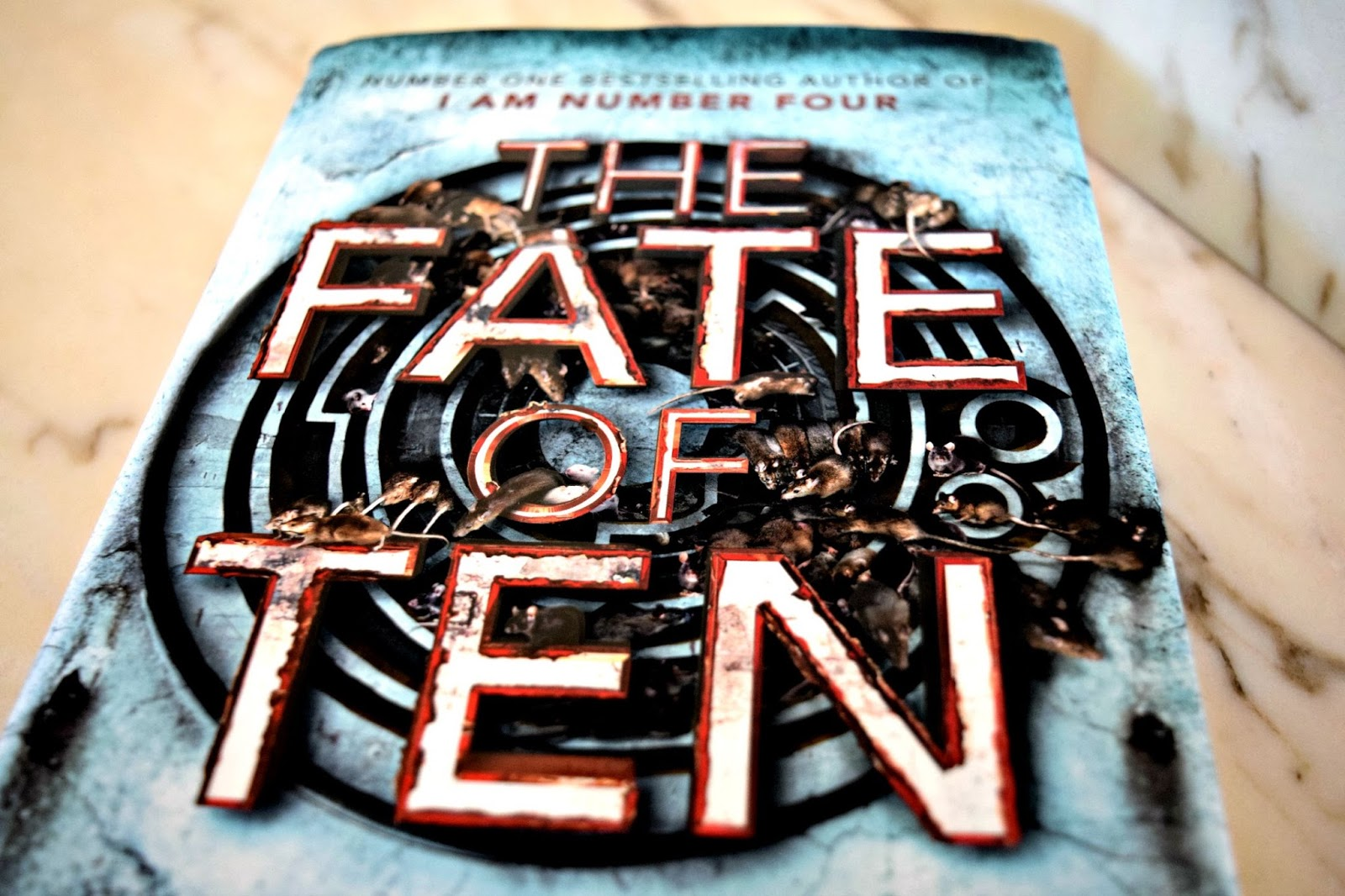 The Fate of Ten Lorien Legacies review