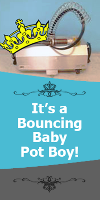 Mid West Catering Equipment: Bouncing Baby Pot Boy