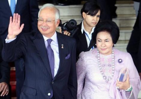 Gaya Hidup 'Mewah' Rosmah Dan Najib