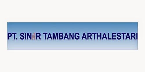 Logo PT. Sinar Tambang Arthalestari