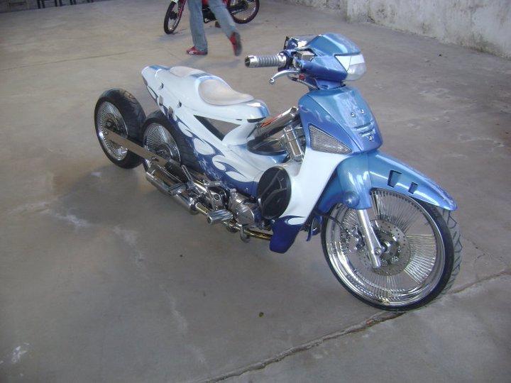 motos 110 cc tuning - Taringa! - Inteligencia colectiva