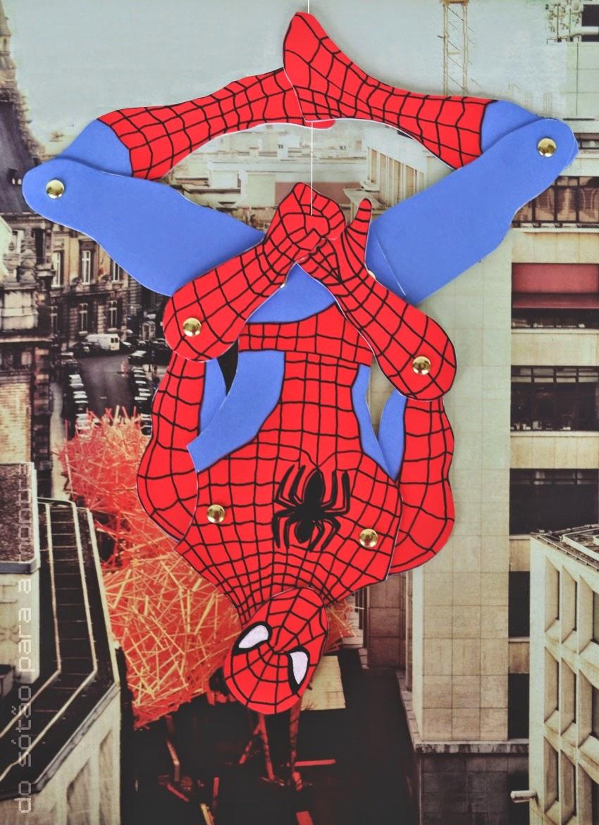 spider man andarilho