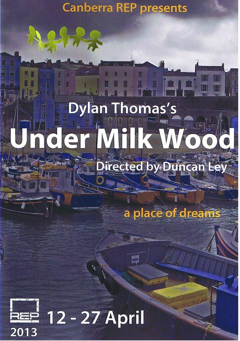 Under milk wood analysis
