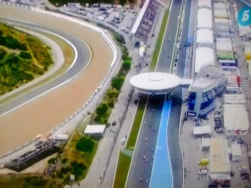 Gran Premio de España de Moto GP. Circuito de Jerez